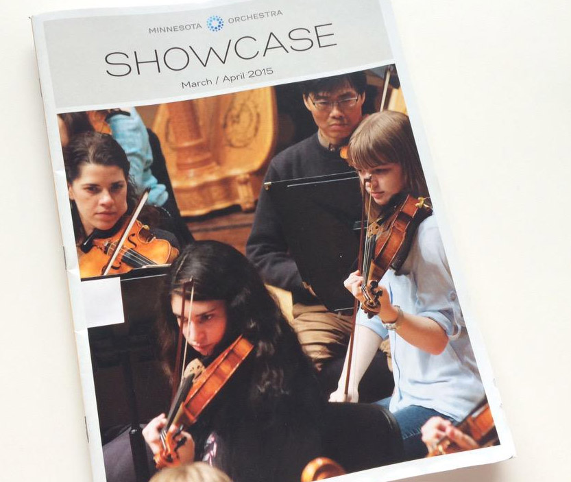 Showcase in Print